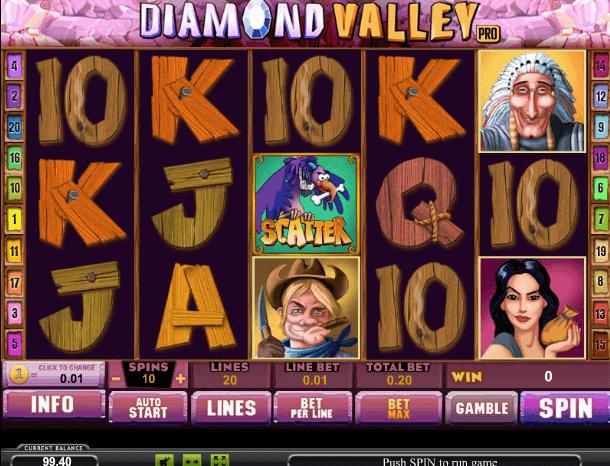 Diamond Valley Pro / Алмазная долина про