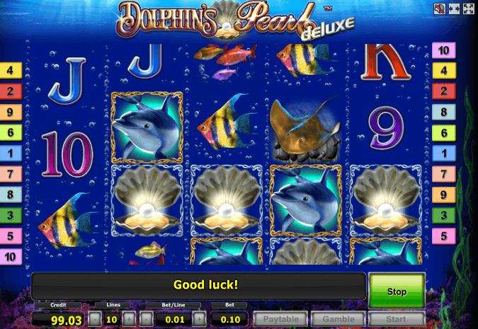 Игровой автомат dolphins pearl deluxe upgrade бесплатно платные стратегии