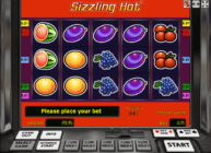 Sizzling Hot Deluxe / Сизлинг Хот Делюкс